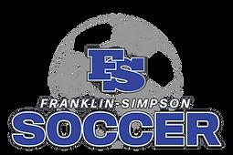 Franklin-Simpson Girls Soccer Logo [FINA