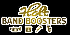 Holt Band Boosters Logo - Original Gold