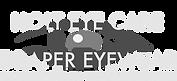 Draper Eyewear Combined Logo - White.pn