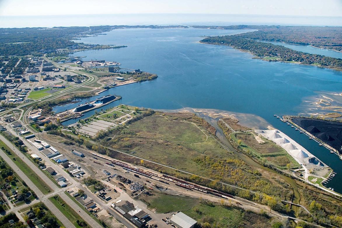 Muskegon Port