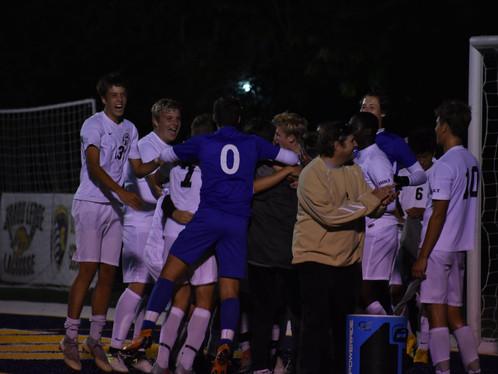 Boys varsity soccer ends season proud of their accomplishments