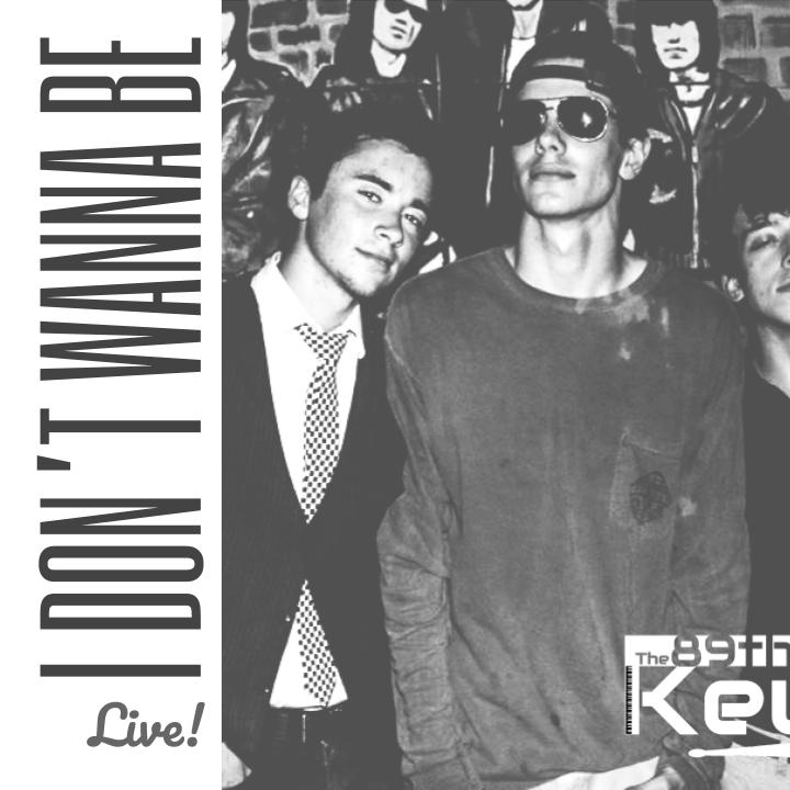 I Don't Wanna Be (Live) - The 89th Key