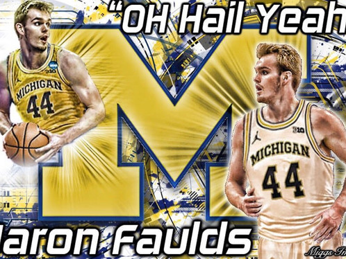 Former Holt basketball star brings his talents to the University of Michigan