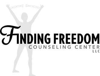Finding Freedom Counseling Center - Logo (Grayscale).png