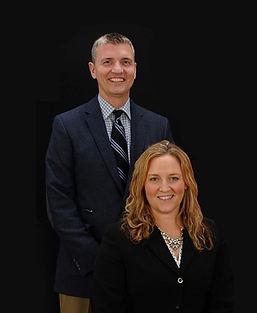 Brian Houser & Amy Cousineau | Holt Eye Care | Holt, MI