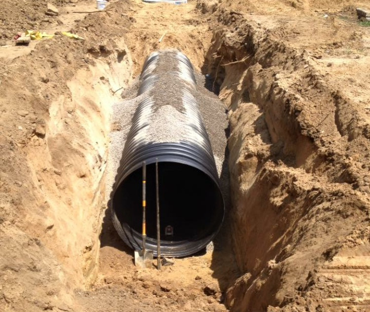 Pipe Install