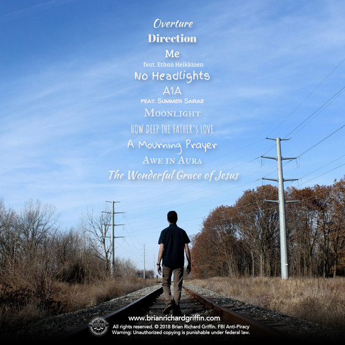 Moments (Back Cover) - Brian Richard Griffin