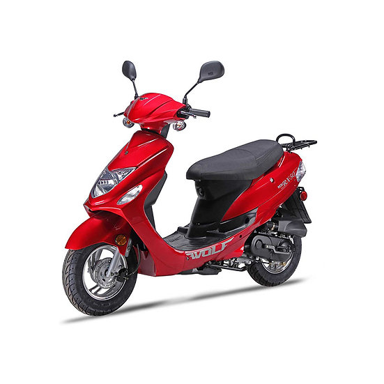 The Wolf RX50 Scooter