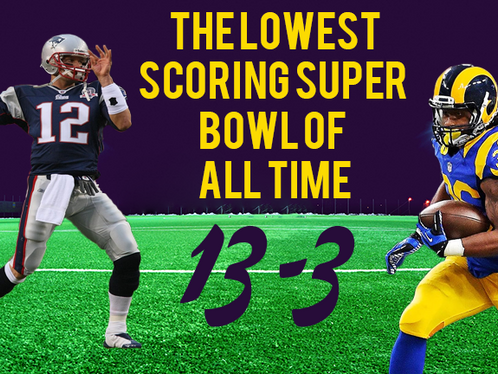 The most boring super bowl of all time