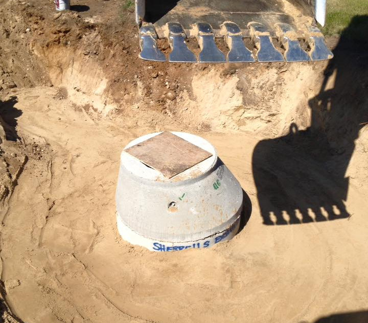 Storm Sewer Install