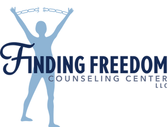Finding Freedom Counseling Center - Logo (Original Blue).png