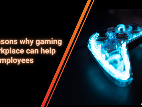 Three reasons why gaming in a workplace can help employees