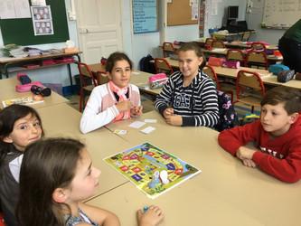 A la rencontre des élèves de CE1 de l'école Notre Dame