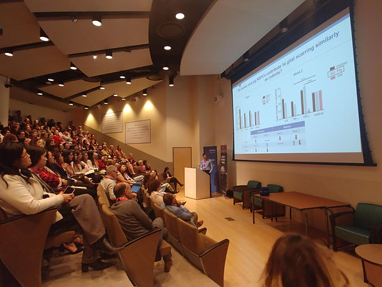 Brain health research day (2019) presented by Ahmad Galuta, Founder and CEO of Go2Grad Tutors