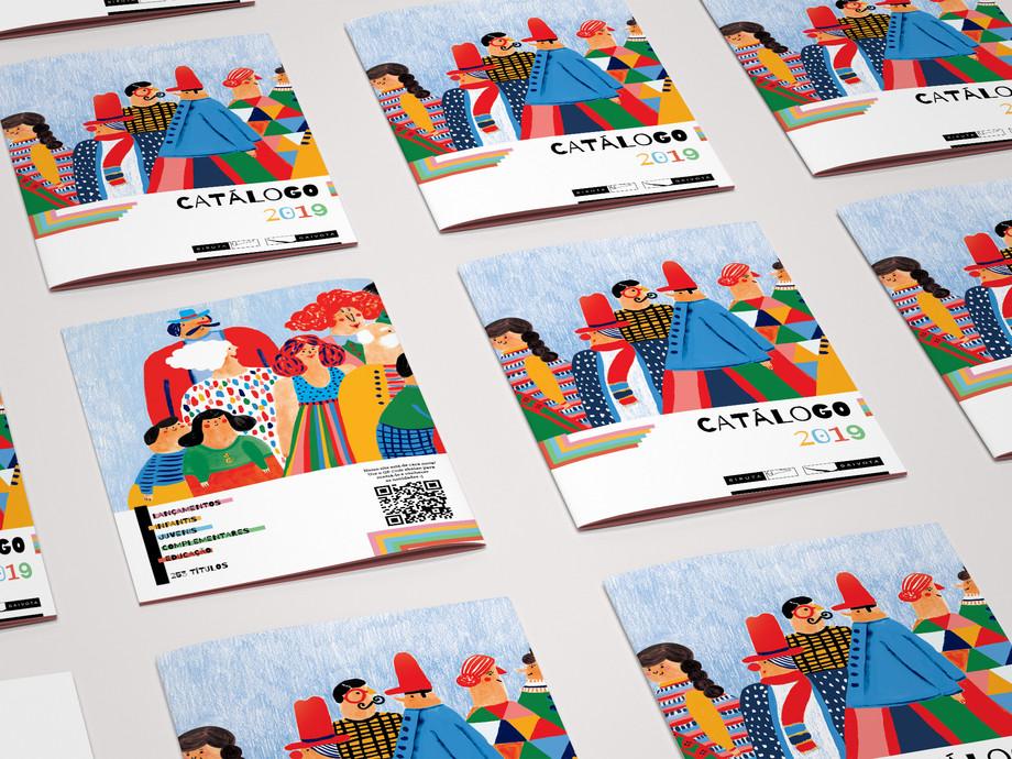 Catálogo 2019 Editoras Biruta e Gaivota