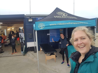 Dunerunner races at Sea Palling Lifeboat station