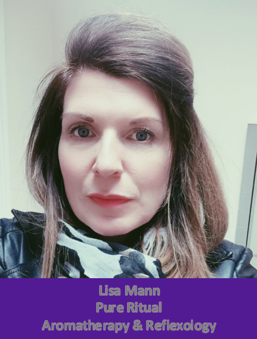 Lisa Mann - Aromatherapy & Reflexology
