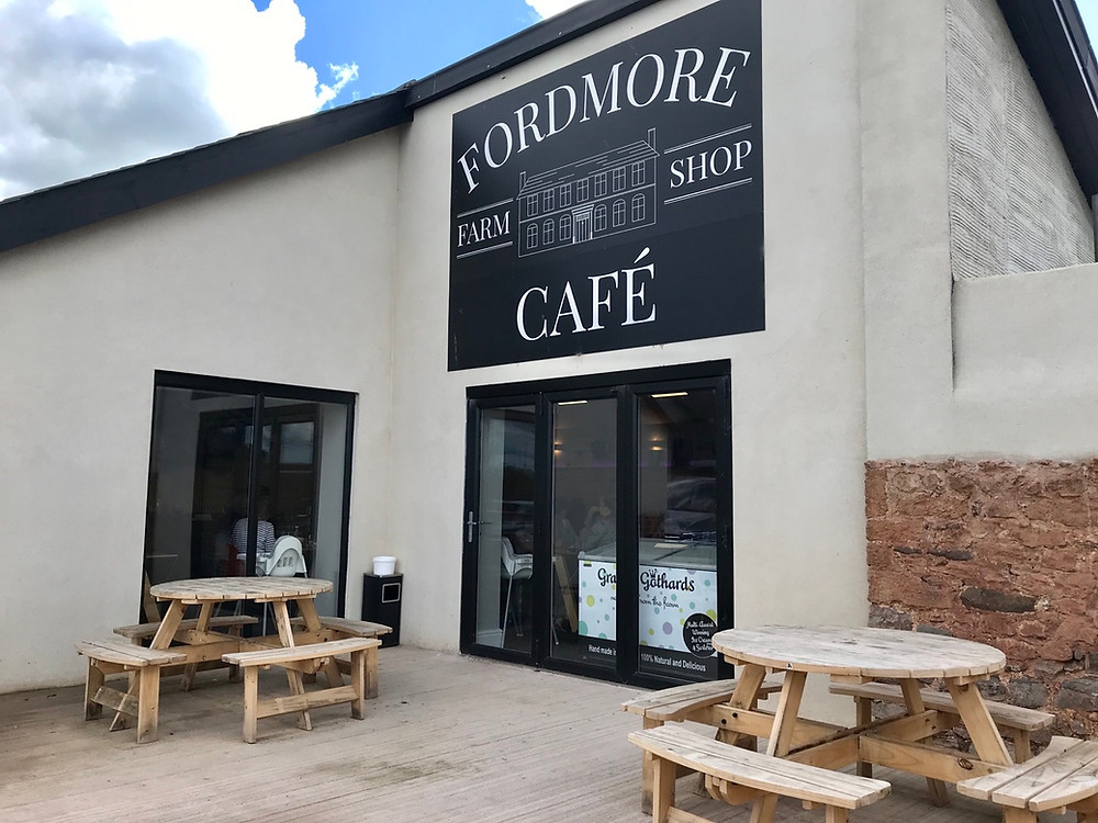 Things to do with kids Cullompton Fordmore Cafe