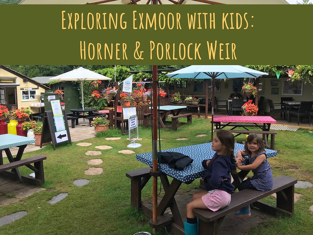 Exmoor with kids West Somerset with Kids