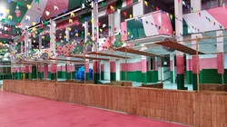 aluguel de barraca para festa junina