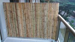 painel de bambu,divisoria de bambu,