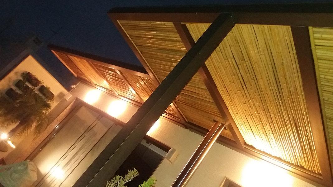 bambu para pergolas