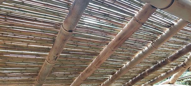 forro de bambu para pergolado rj