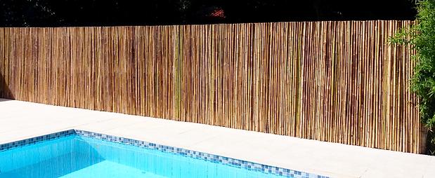 ,cerca de bambu