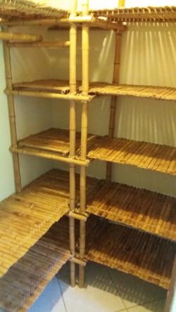 armario de bambu