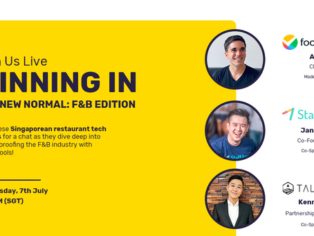 [Webinar] Winning in the New Normal: F&B Edition