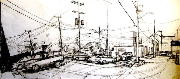 5.  Dr-Adams St, 24_x54_, pencil, 2012.j