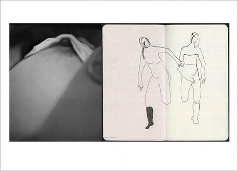INTERMeDEun-visage-de-lignes-by-Anne-de-