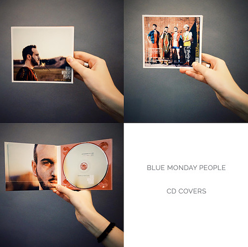 Blue Monday People Cover