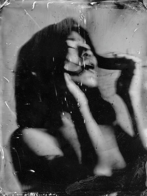 """Print 30x45cm """"Wet plate Portrait"""""""