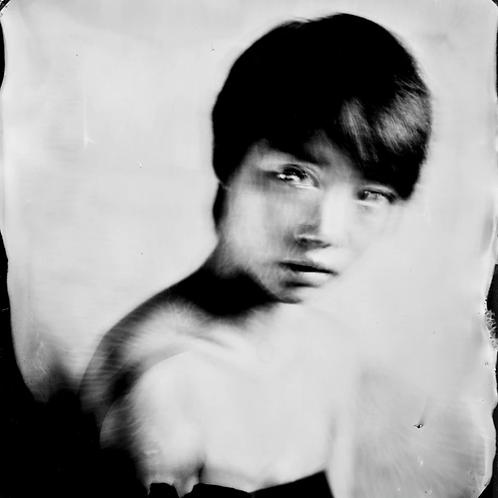 """Print 60x80cm """"Wet plate Portrait"""""""