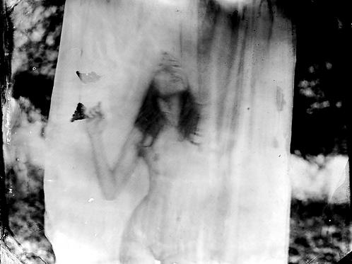 """Print 30x40cm """"Wet plate Portrait"""""""
