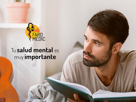 Información actual sobre la salud mental
