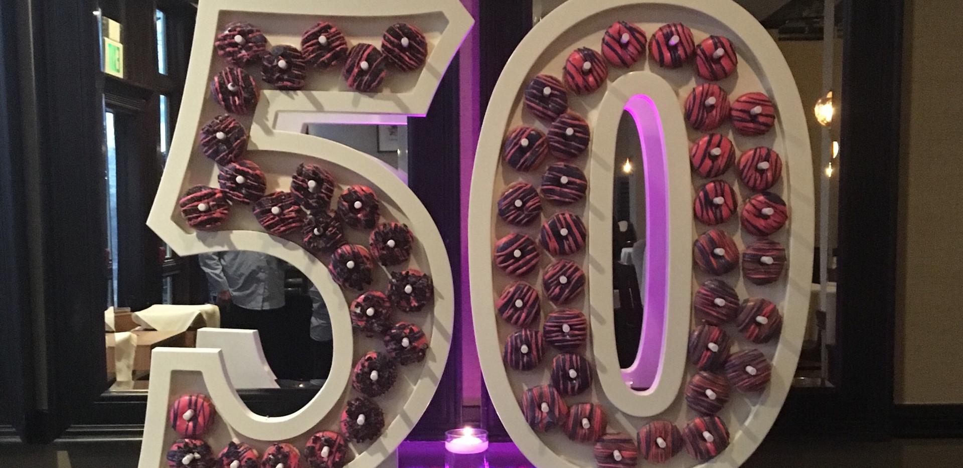 #50 Donut Walls