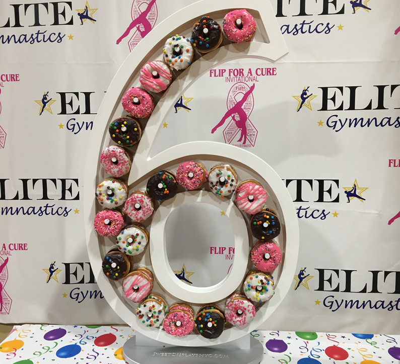 #6 Donut Wall
