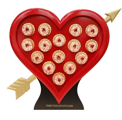 Sweetheart Donut Wall Rental