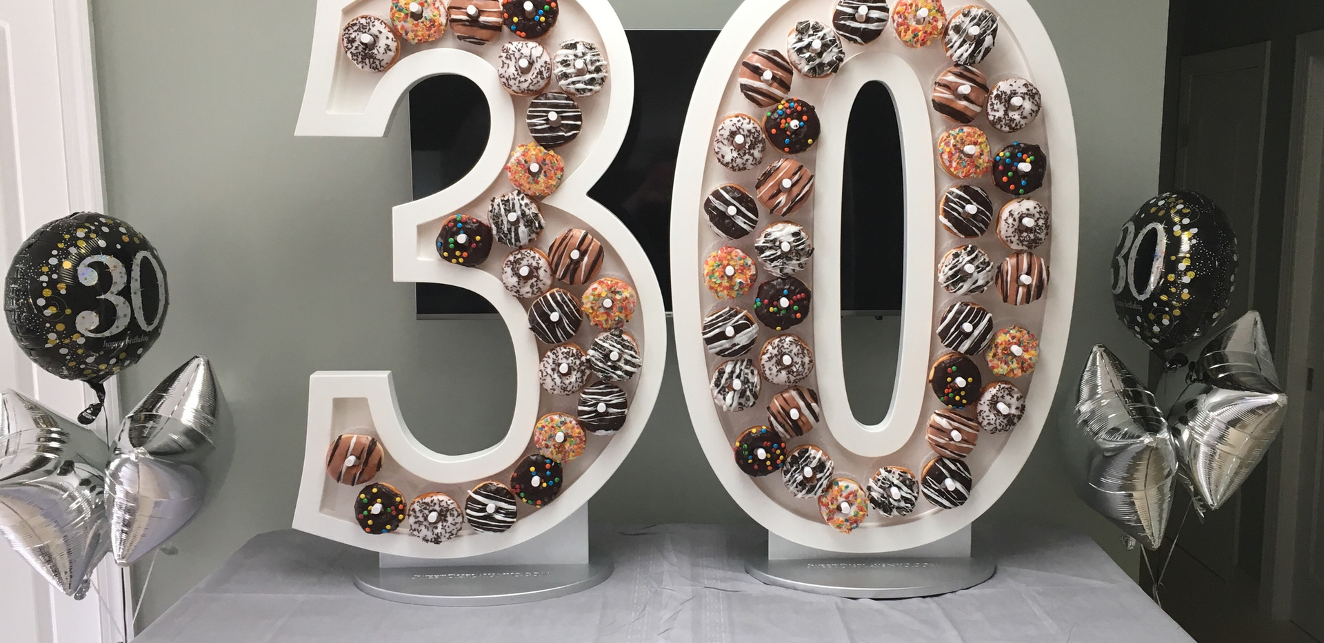 #30 Donut Walls