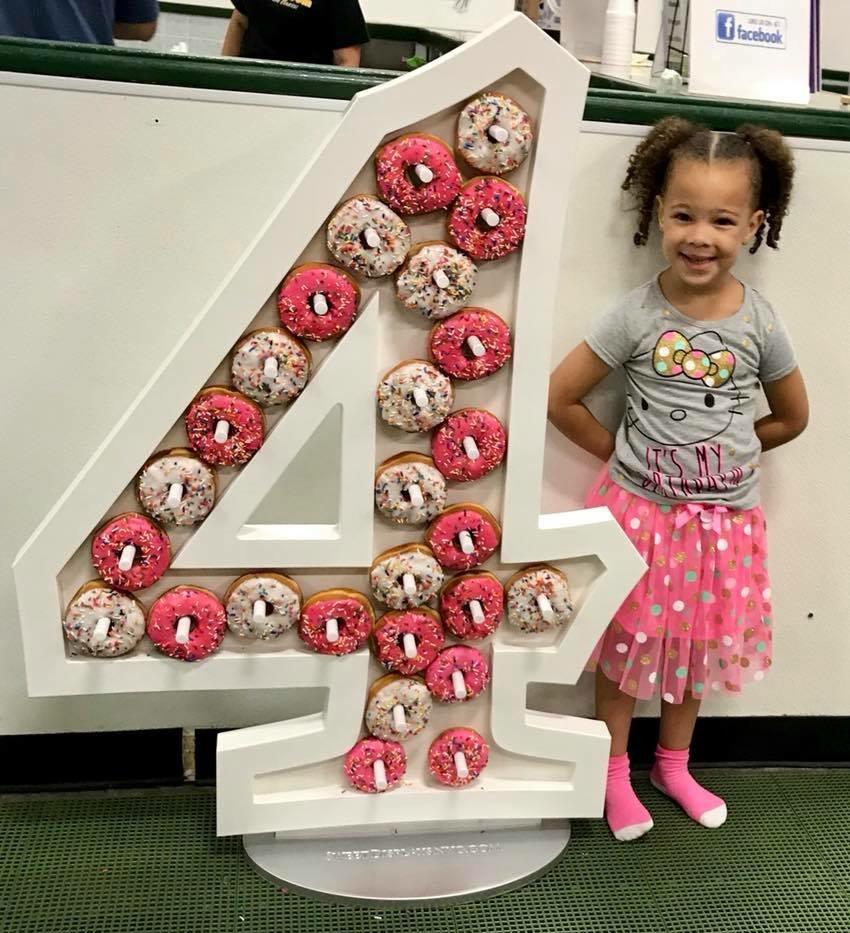 #4 Donut Wall