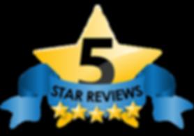 Facebook 5 Star Reviews
