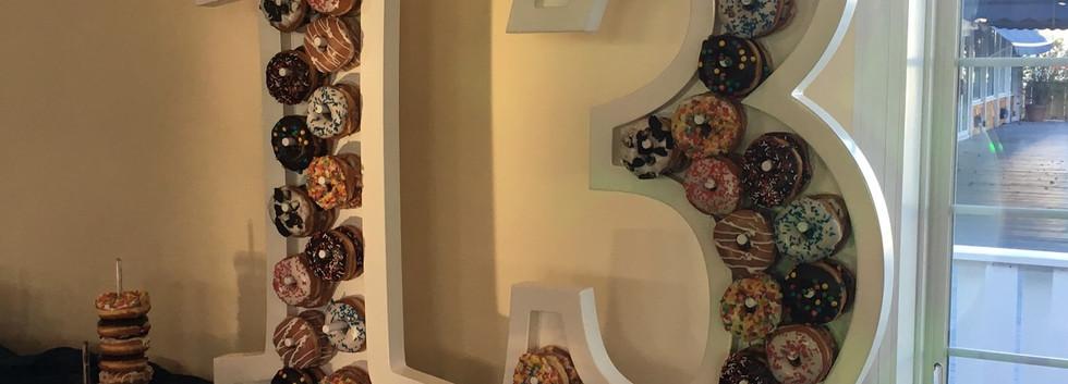 #13 Donut Walls