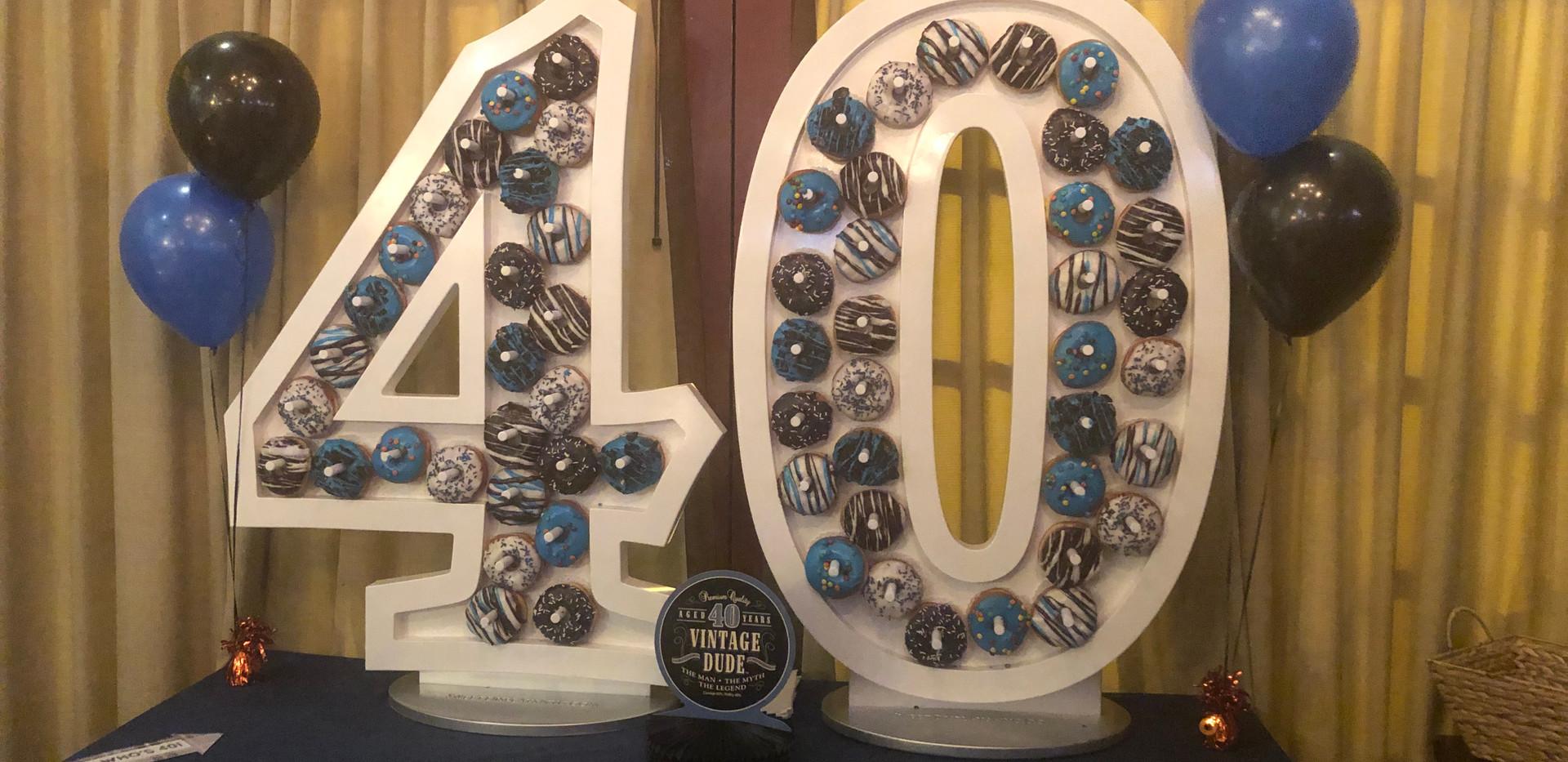 #40 Donut Walls
