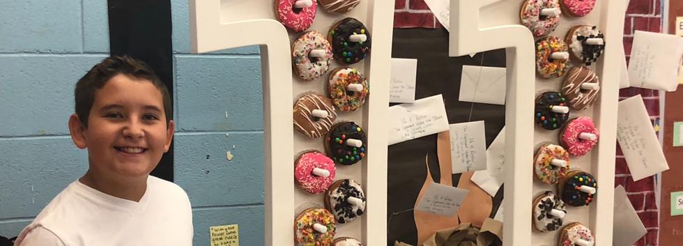 #11 Donut Walls