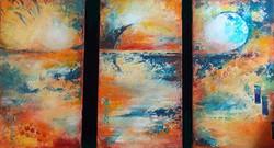 Gallifrey Triptych