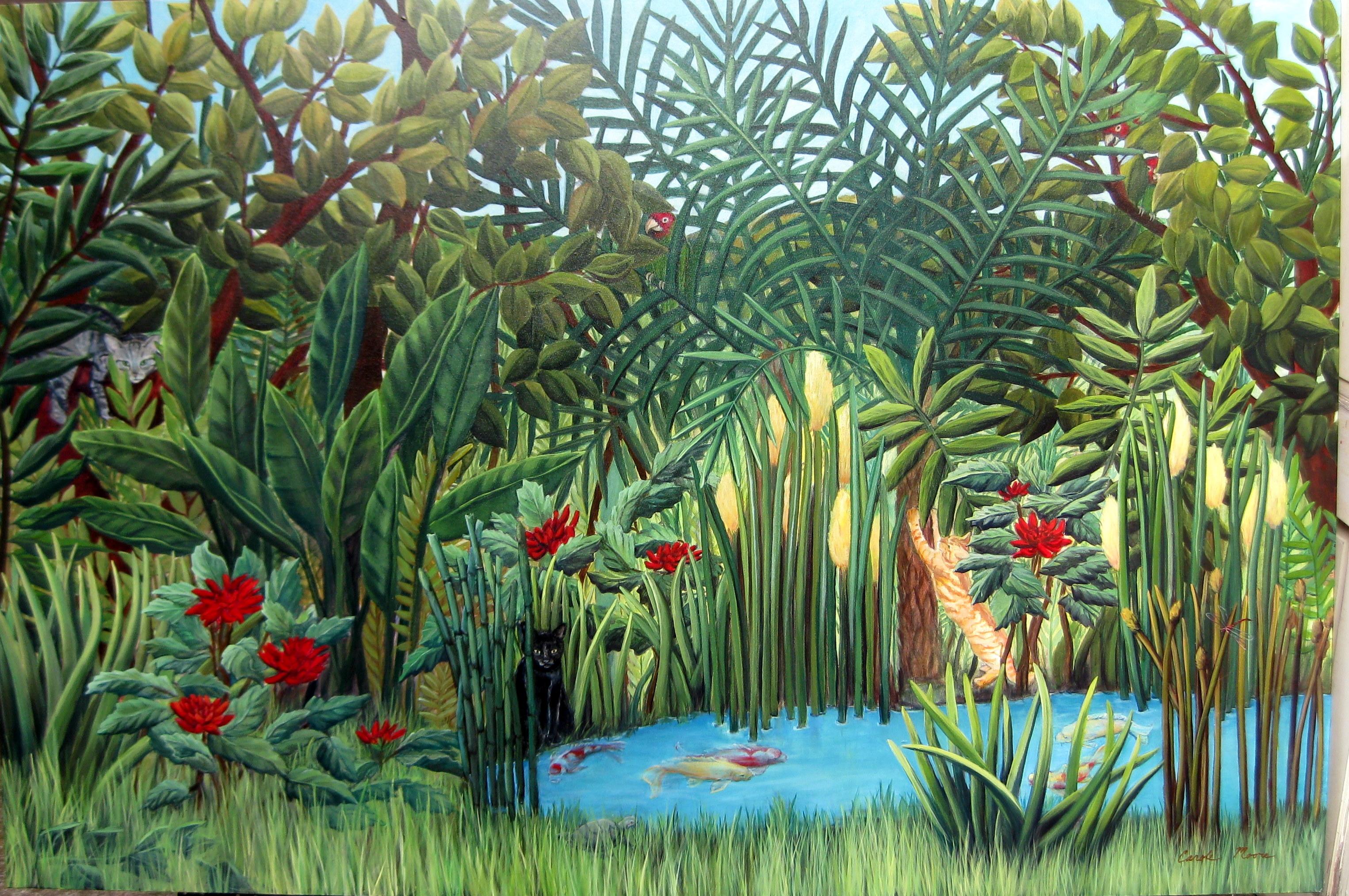 Pinsky Mural