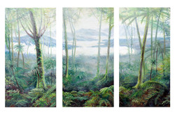 Jungle Triptych
