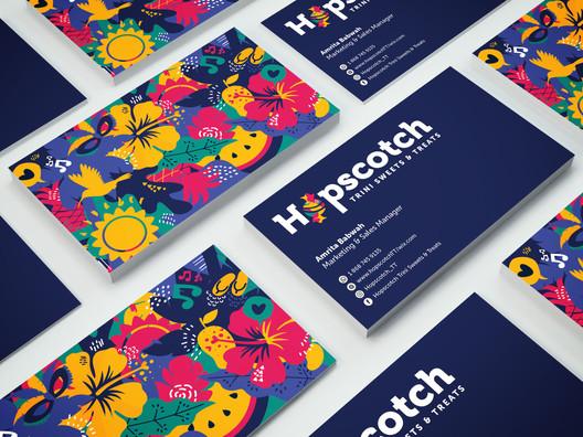 Hopscotch Brand Development
